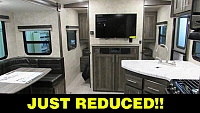 2018 Highland Ridge Open Range Ultra Lite UT2510BH 2 Bedroom Travel Trailer