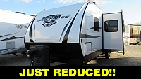 2018 Highland Ridge Open Range Ultra Lite UT2802BH Bunkhouse Travel Trailer with Outdoor Kitchen