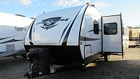 2018 Highland Ridge RV Ultra Lite 2802BH Bunkhouse Travel Trailer with Outdoor Kitchen