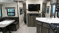 2018 Highland Ridge Ultra Lite 2510BH 2 Bedroom Travel Trailer