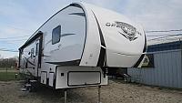 2018 Highland Ridge Ultra Lite UF2950BH Two Bedroom Bunkhouse Fifth Wheel