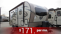 2018 Micro Lite 21DS Rear Bath with Murphy Bed Travel Trailer