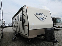 2018 Micro Lite 25BRDS Camping Trailer with Outdoor Kitchen