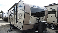 2018 Micro Lite 25LB Bunkhouse Travel Trailer by Forest River