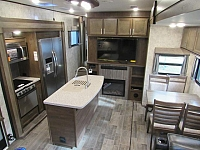 2018 Open Range 376FBH - Front Living Room or 2nd Bedroom Fifth Wheel