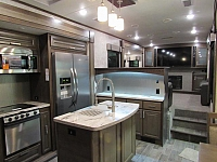 2018 Open Range 3X 387RBS Front Living Room 5th Wheel with King Bed