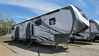 2019 Open Range 3X 427BHS 5th Wheel with Bunks, Outside Kitchen & 1.5 Baths