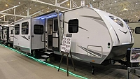 2018 Open Range Light LT312BHS Bunkhouse Travel Trailer with Outdoor Kitchen
