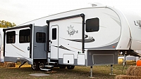 2018 Open Range Light LF291RLS Rear Living Fifth Wheel