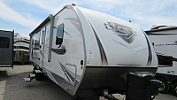 2018 Open Range Light LT280RKS Rear Kitchen Travel Trailer with Outside Kitchen