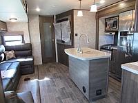 2018 Open Range Roamer 328BHS Highland Ridge RV with Bunks, Outdoor Kitchen & 1.5 Baths