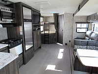 2018 Highland Ridge RV Ultra Lite 2802BH Travel Trailer with Bunks and Outdoor Kitchen