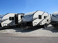 2018 Sonic 190VRB Light Weight Travel Trailer with Murphy Bed