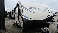 2018 Sonic Lite 167VMS Light Weight Travel Trailer