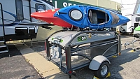 2018 SylvanSport Go Camper Utility Trailer