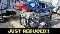 2018 SylvanSport Go Camper Utility Trailer