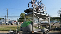 2018 SylvanSport Go Utility Trailer Camper