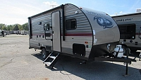 2018 Wolf Pup 16BHS Light Weight Travel Trailer with Bunks