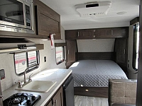 2018 Wolf Pup 16FQ Light Weight Travel Trailer