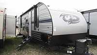2019 Cherokee 274DBH Travel Trailer with Double Bunks