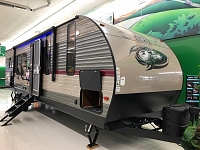 2019 Cherokee 274RK Rear Kitchen Travel Trailer with Outdoor Fridge