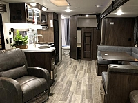 2019 Cherokee 284DBH Bunkhouse Travel Trailer with 2 Entry Doors