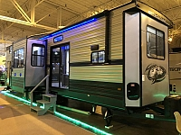 2019 Cherokee 39SR Destination Trailer with Loft and King Bed