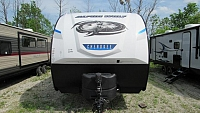 2019 Cherokee Alpha Wolf 26DBH Bunkhouse Travel Trailer