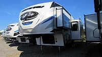 2019 Cherokee Arctic Wolf 265DBH8 - Light Weight 5th Wheel with Bunks