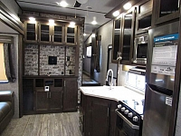 2019 Cherokee Arctic Wolf 315TBH8 5th Wheel with Bunks, 1.5 Baths and Outside Kitchen
