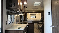2019 Cherokee Grey Wolf 19SM Travel Trailer with Two Queen Beds