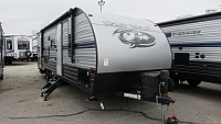2019 Cherokee Grey Wolf 23DBH Travel Trailer with Bunk Beds