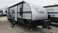 2019 Cherokee Grey Wolf 23DBH Travel Trailer with Bunks