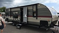 2019 Cherokee Grey Wolf 26DJSE Travel Trailer with Bunks