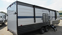 2019 Cherokee Grey Wolf 26RR Toy Hauler Travel Trailer
