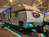 2019 Cherokee Wolf Pack 23PACK15 Toy Hauler Trailer