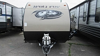 2019 Cherokee Wolf Pup 16BHS Lightweight Travel Trailer with Bunks