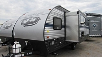 2019 Cherokee Wolf Pup 18TO Light Weight Travel Trailer