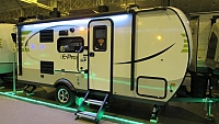 2019 Flagstaff E-Pro 19BHG Light Weight Travel Trailer with Bunk Beds