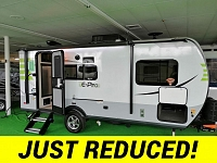 2019 Flagstaff E-Pro 19FBS Lightweight Travel Trailer