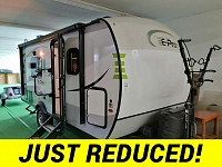 2019 Flagstaff E-Pro 19FD Lightweight Travel Trailer with Murphy Bed