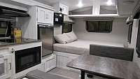 2019 Flagstaff E-Pro 19QBG Light Weight Travel Trailer with Front Queen Bed