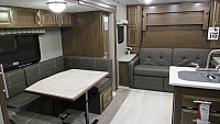 2019 Flagstaff Micro Lite 25BRDS Bunkhouse w/Murphy Bed Travel Trailer