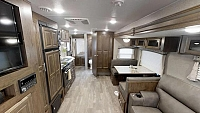 2019 Flagstaff Shamrock 235S Hybrid Camper with Outdoor Kitchen