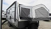 2019 Flagstaff Shamrock 235S Hybrid Camper with Outdoor Kitchen