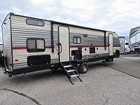 2019 Forest River Cherokee 264DBH Bunkhouse Travel Trailer with Outside Kitchen