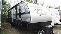2019 Forest River Cherokee 274RK Travel Trailer with Rear Kitchen