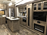 2019 Forest River Sabre 31IKT Rear Living 5th Wheel