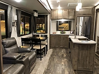 2019 Forest River Sabre 31IKT - Rear Living 5th Wheel