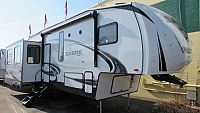 2019 Forest River Sabre 31IKT - Rear Kitchen 5th Wheel w/ 3 Slide Outs